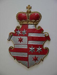 Wappen derer zu Erbach-Schönberg