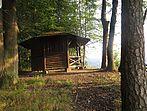 Schutzhütte am Schönberger Kreuz