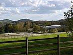Blick von der Auerbacher Höhe nach Süden